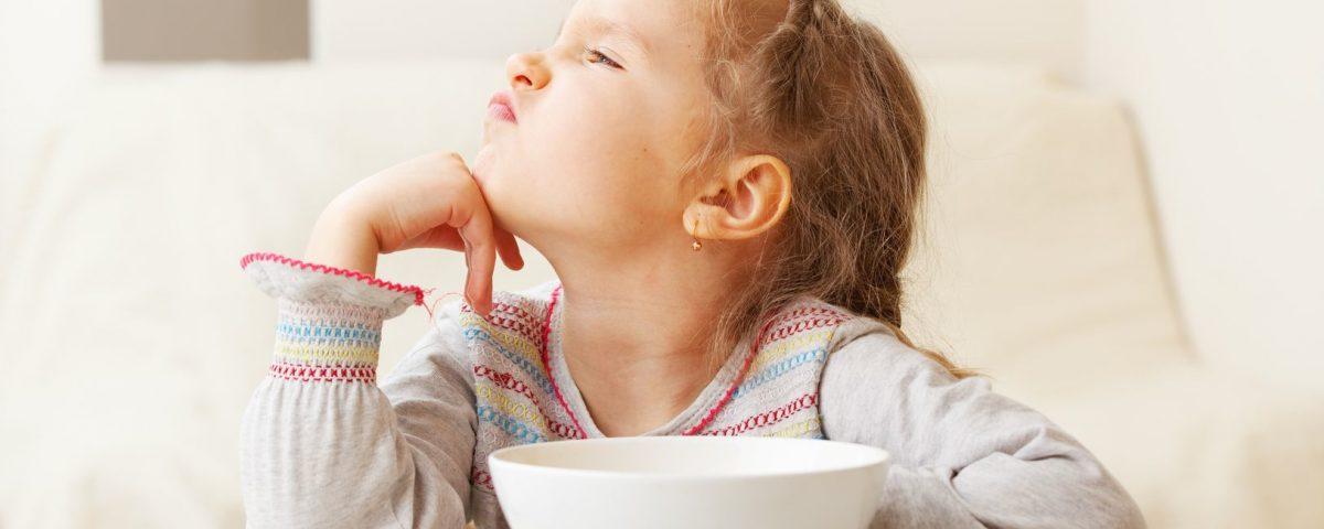 Çocuklardaki yeme sorunlarına çözüm bulma