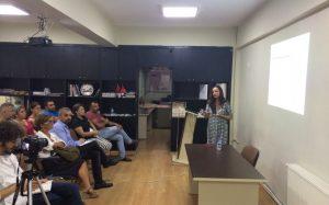 Toplumsal travma seminer