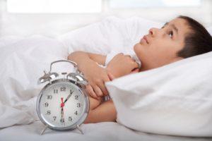 Çocuklarda uyku düzeninin oluşturulması