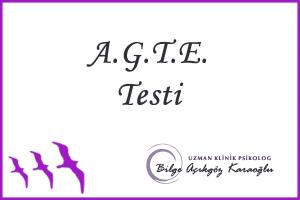 Agte testi