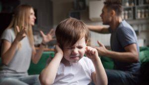 aile içi şiddet ve geçimsizlik